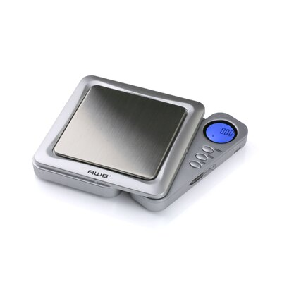 Blade Pocket Digital Kitchen Scale Color: Silver