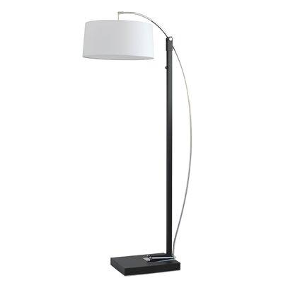 Sorpetaler Leuchten Design-Stehlampe Dallas