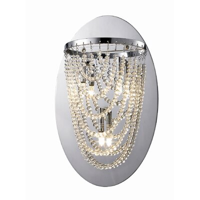 Sorpetaler Leuchten Design-Wandleuchte 3-flammig Perla