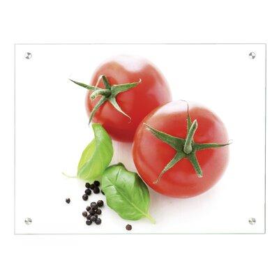 Contento Magnettafel Tomaten