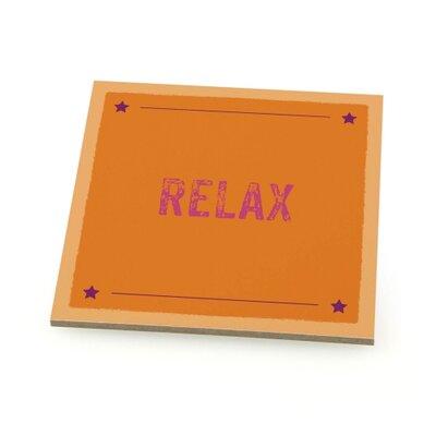 Contento 4-tlg. Untersetzer-Set Relax