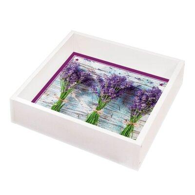 Contento Tablett Lavendel