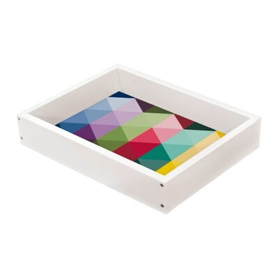 Contento Tablett Dreiecke