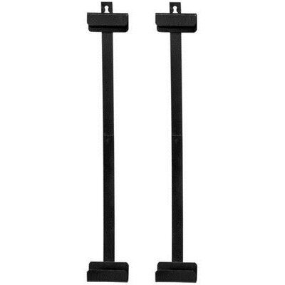 Clarette Room Divider Brackets Color: Black