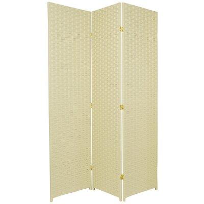 Santana Room Divider Number of Panels: 3