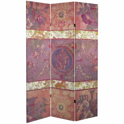 Sappington 3 Panel Room Divider