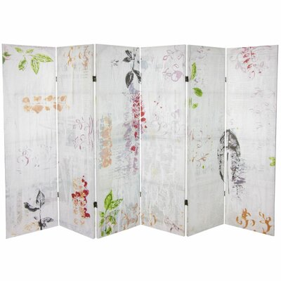 Sargeant Paradise Grove 6 Panel Room Divider