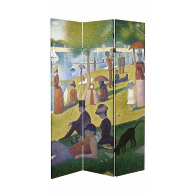 Pleasant Avenue 3 Panel Room Divider