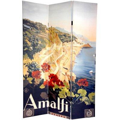 Gordan Amalfi and Riviera 3 Panel Room Divider