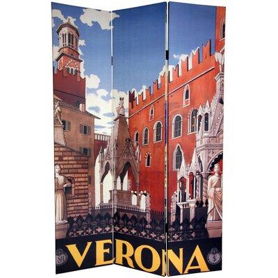 Googe Capri / Verona 3 Panel Room Divider