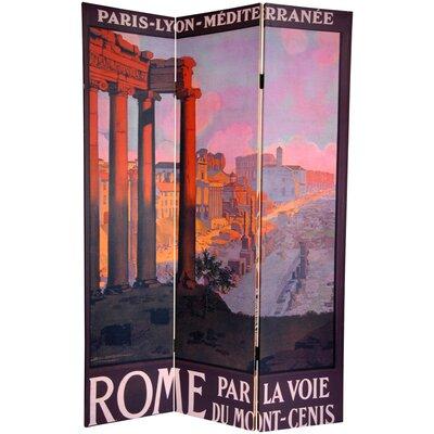 Goodyear Rome / Firenze 3 Panel Room Divider