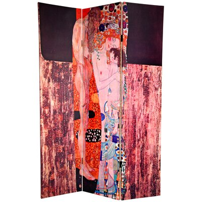 Ruck Klimt 3 Panel Room Divider