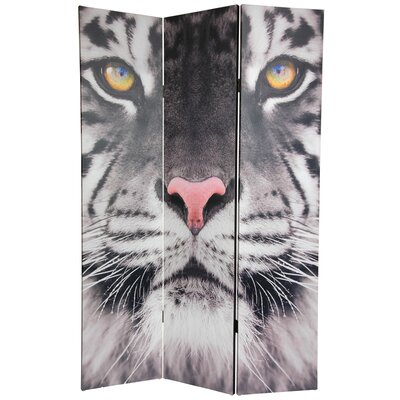 Tiger 3 Panel Room Divider