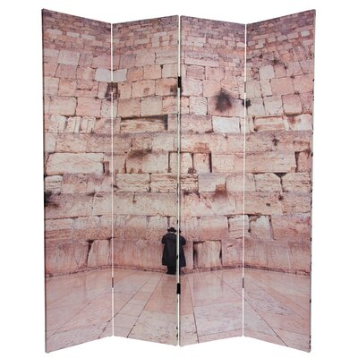 Wailing Wall 4 Panel Room Divider