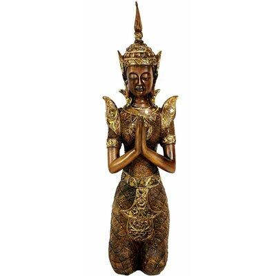 Oriental Furniture Hepenom Thai Angel Figurine