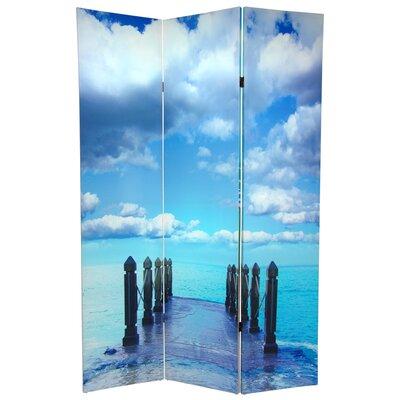 Ocean 3 Panel Room Divider