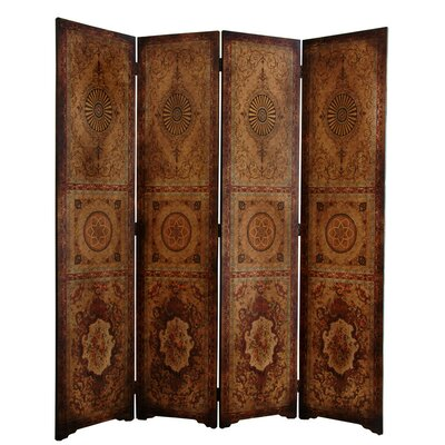 Clair Parlor 4 Panel Room Divider