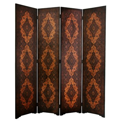 Clair 4 Panel Room Divider