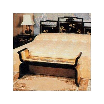 Rosso Gold Leaf Bench
