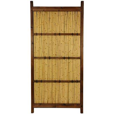 Japanese 6' x 3' Kumo Fence