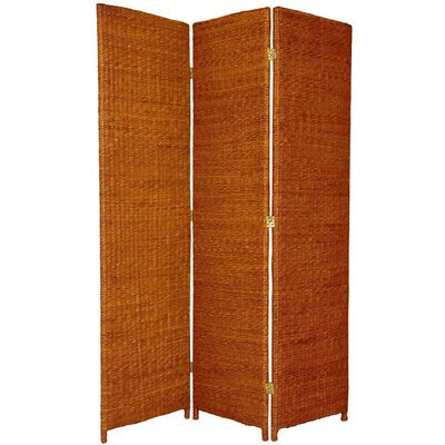 Fickes Room Divider Color: Honey, Number of Panels: 3