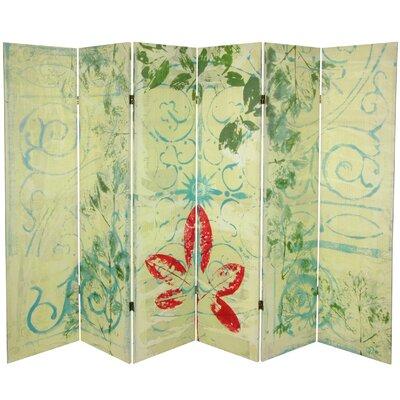 Jalen 6 Garden Gate 6 Panel Room Divider