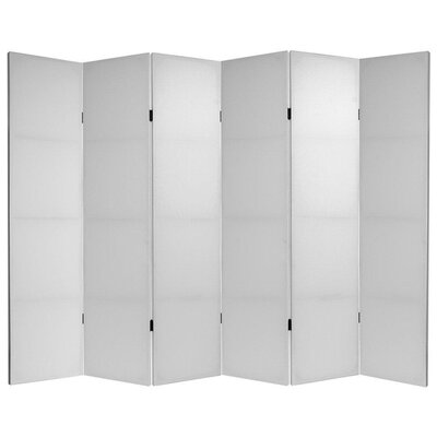 Do It Yourself 6 Panel Room Divider