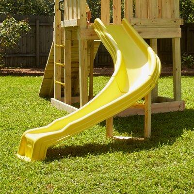 Side Winder Slide Color: Yellow