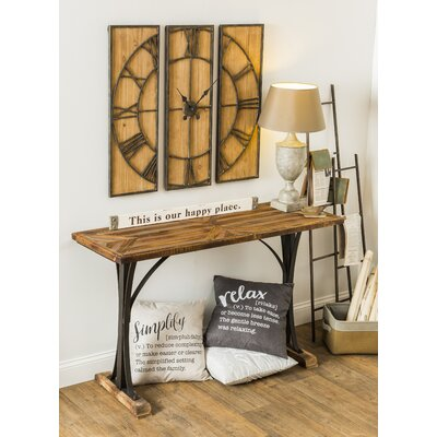 Trong Parquet Hall Console Table