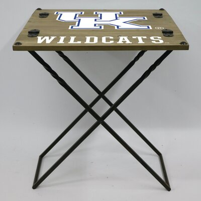 "20"" Rectangular Folding Table NCAA Team: University of Kentucky"