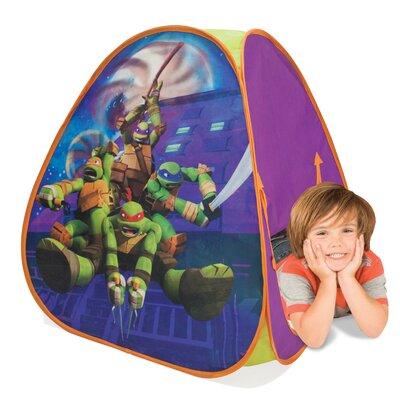 Teenage Mutant Ninja Turtles Classic Hideaway Play Tent