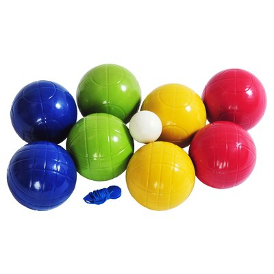 Basecamp All-Terrain Bocce and Petanque