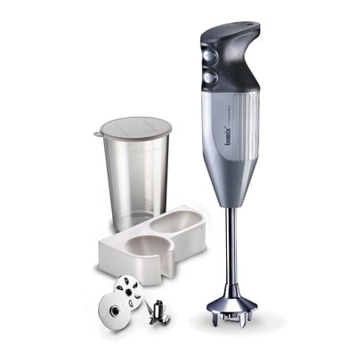 Mono - 140 watt 2 Speed 3 Blade Hand Blender Color: Silver