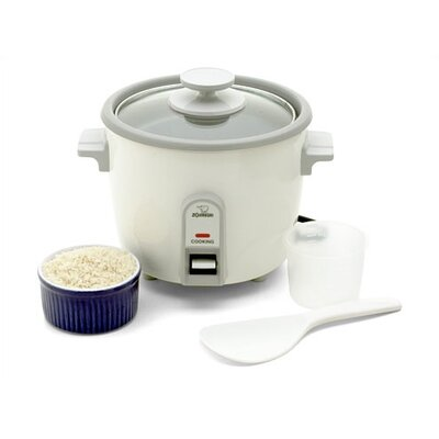 Steamer & Rice Cooker Size: 3 Cup