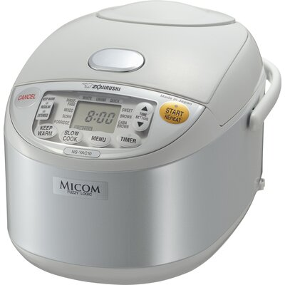Micom Umami Rice Cooker and Warmer Size: 5.5 Cup