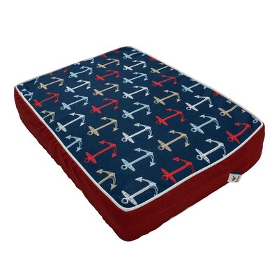 """Wag Outlast Heating and Cooling Dog Bed Size: Medium (26"""" L x 18"""" W)"""