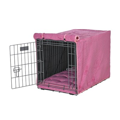 """Luxury Crate Cover Size: XX-Large (33"""" H x 30"""" W x 48"""" L)"""