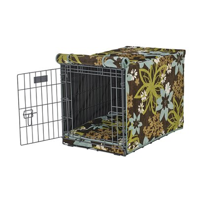 """Luxury Crate Cover Size: Large (25"""" H x 23"""" W x 36"""" L)"""