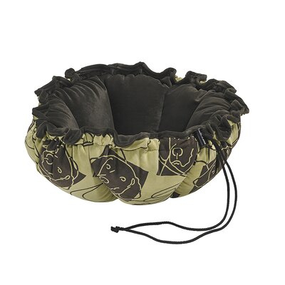 "Buttercup Dog Bed Size: Large - 32"" L x 32"" W"