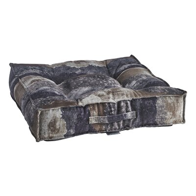 """Piazza Bed Sonoma Pillow Size: 40"""" W x 40"""" D x 7"""" H"""
