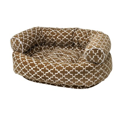 Bowsers Double Donut Bolster Pet Bed