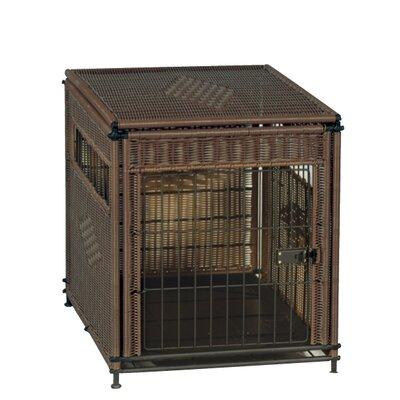 "Pet Crate Size: Medium (24"" H x 21"" W x 30"" L)"