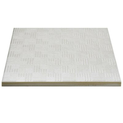 "Region 6"" x 6"" Porcelain Field Tile in White"