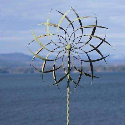 Ancient Graffiti Twisted Pinwheel