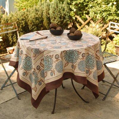 Couleur Nature Dahlia Tablecloth