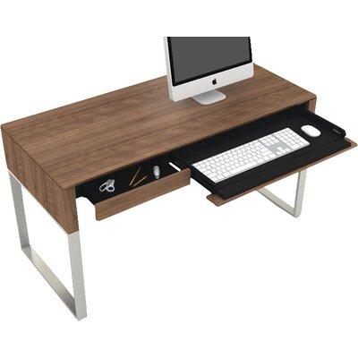 Cascadia Computer Desk Color: Natural Walnut