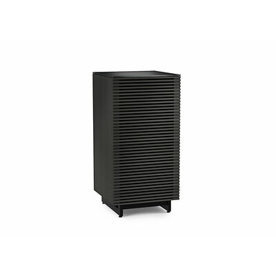Corridor AV Tower Color: Charcoal Stained Ash