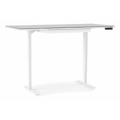 """Centro Lift Standing Desk Size: 24.75""""H x 60""""Wx 24""""D"""