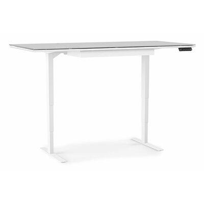 """Centro Lift Standing Desk Size: 24.75""""H x 66""""W x 30""""D"""