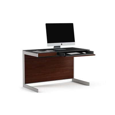 Sequel Desk Shell in Cherry Color: Chocolate Stained Walnut